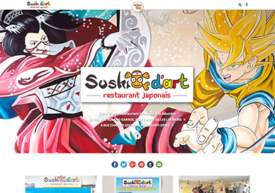 Sushi d'art - Restaurant Japonais